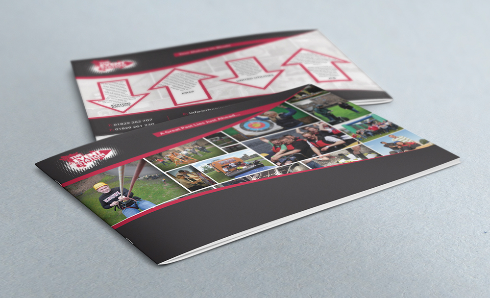 The Event Station Brochure