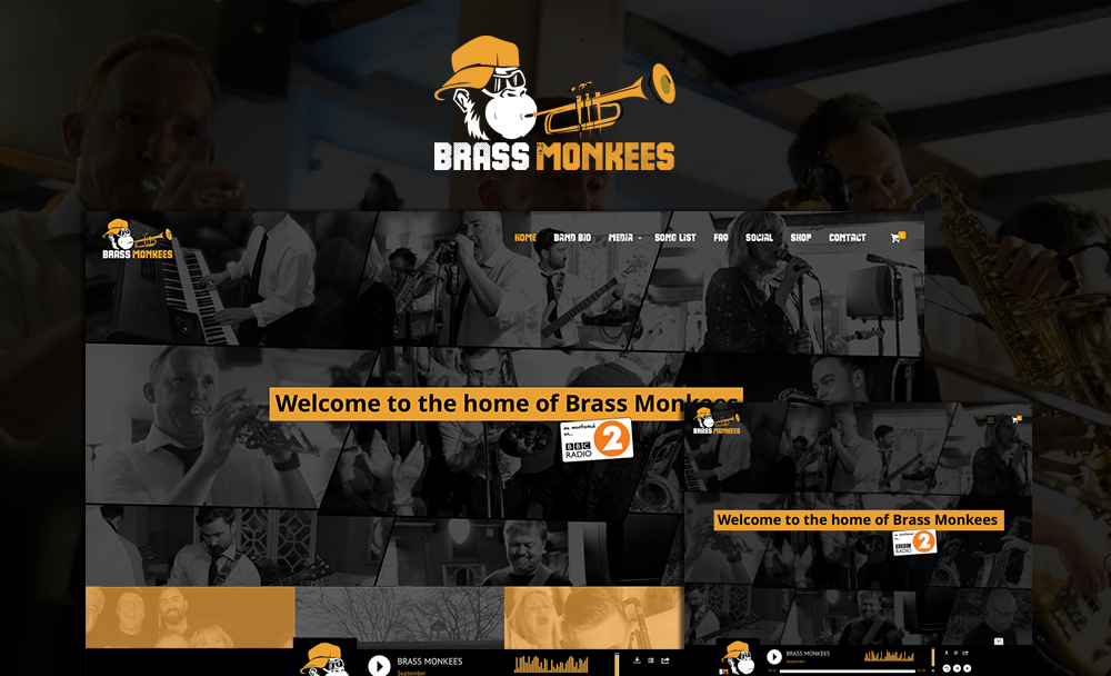 Brass Monkees Thumbnail