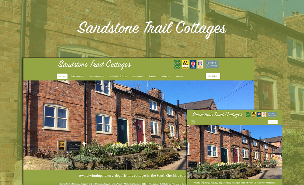 Sandstone Trail Cottages Thumbnail