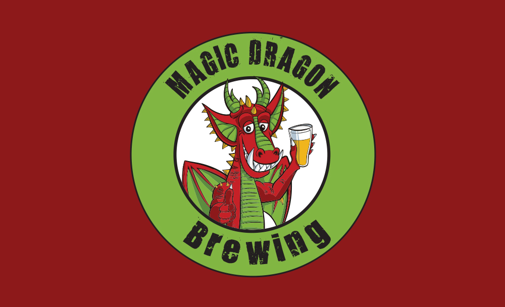Magic Dragon Brewing Logo