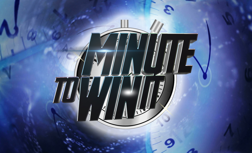 Minute to Win it Logo