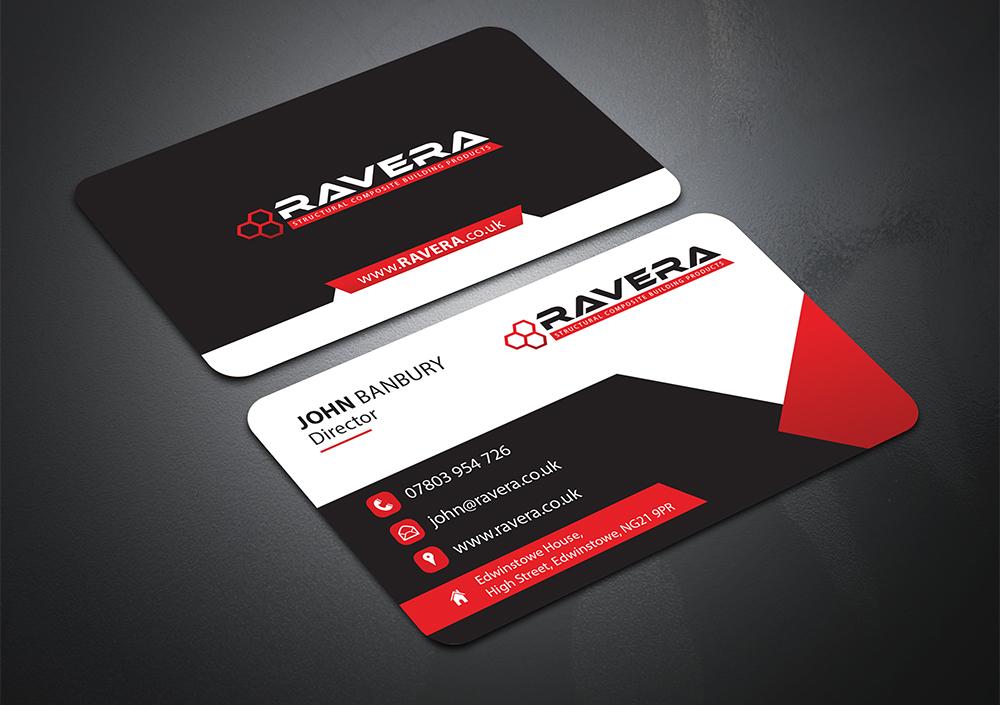 Ravera Business Card