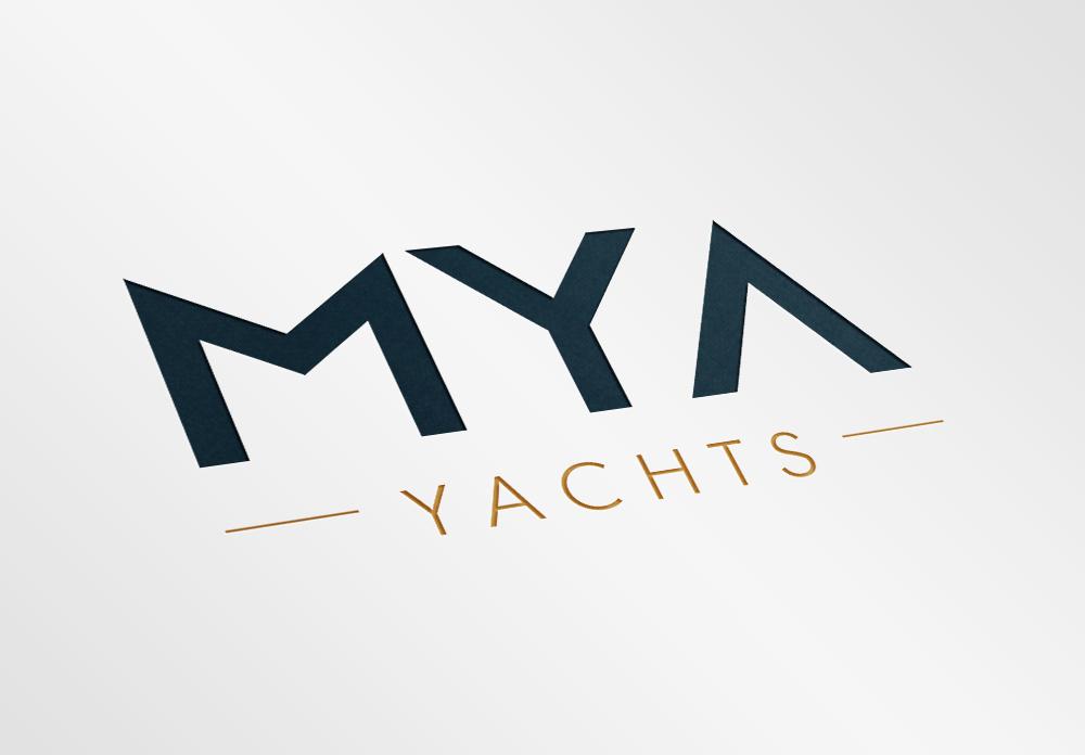 MYA Yachts Logo