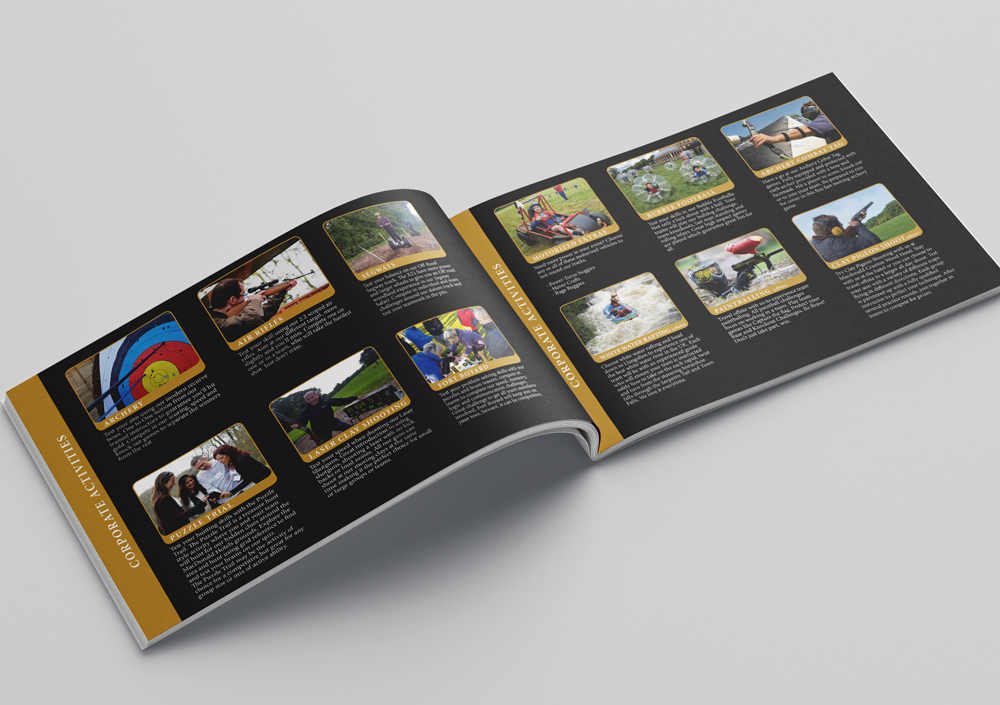 All 4 One Events Brochure Internal