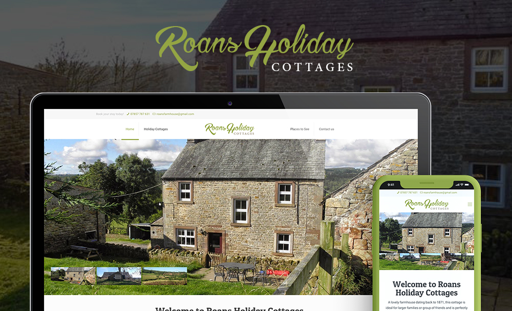 Roans Holiday Cottages Thumbnail