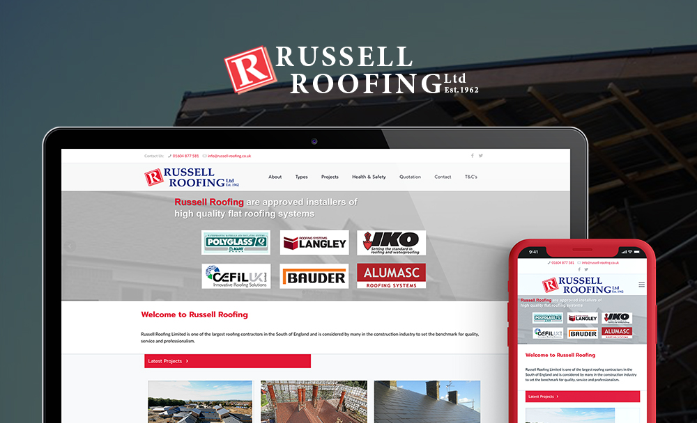 Russell Roofing Thumbnail