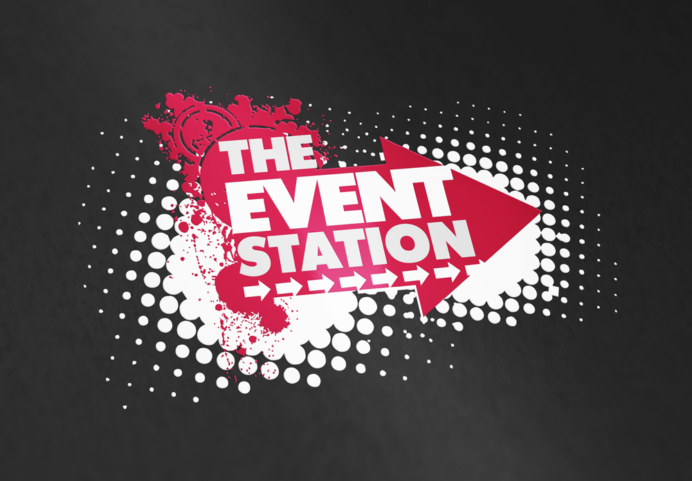The Event Station Logo