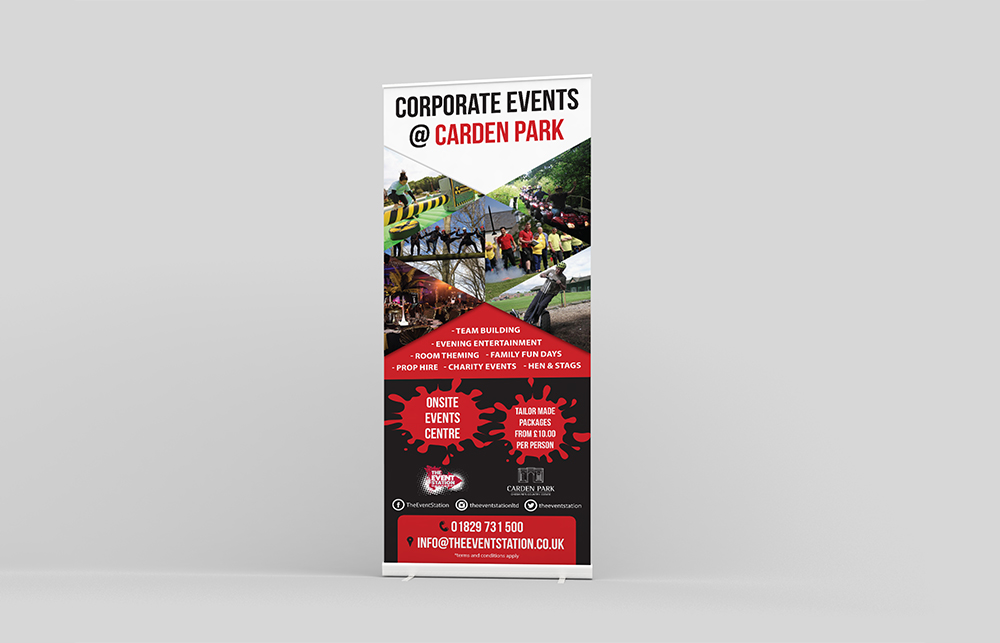 The Event Station Popup Banner