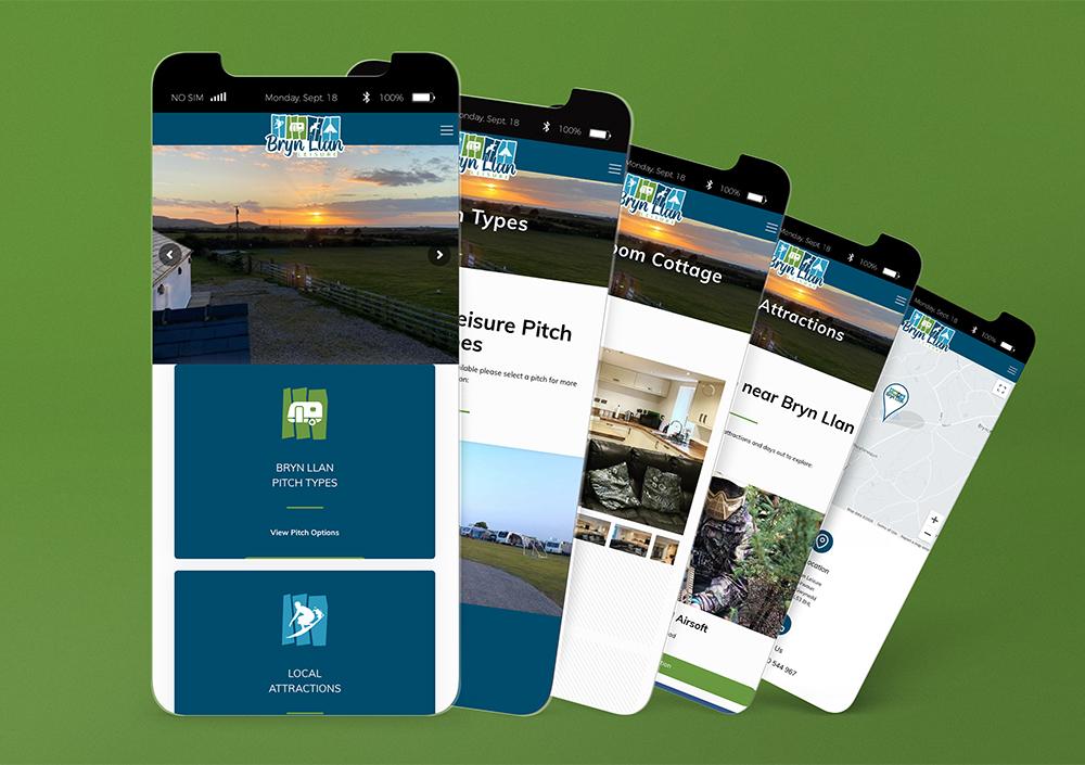 <span class='wpmi-mlabel'>Bryn Llan Leisure Mobile Website</span>