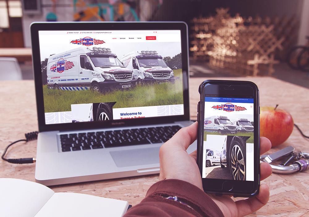 Tyres n Tubes Website 2